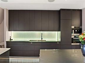 现代简约风格宜家厨房装修效果图
