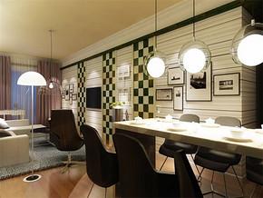 现代风格餐厅吊灯图片