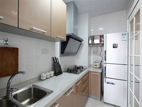 现代风格厨房装修效果图大全