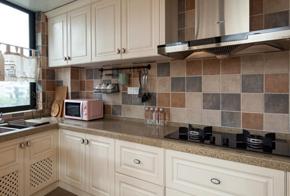 小户型厨房设计装修效果图