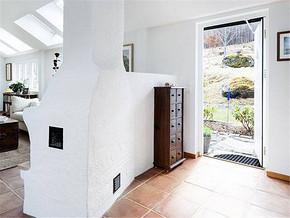 北欧风格一居室玄关装修图片