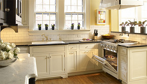 二手房厨房装修效果图