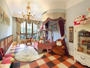 儿童小房间布置效果图