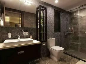 家庭室内卫生间装修效果图