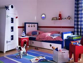 儿童房间装修效果图