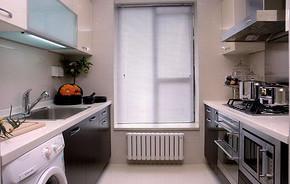 现代欧式厨房效果图