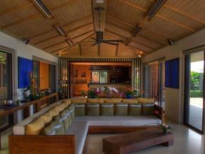 日式风格阁楼客厅装修效果图