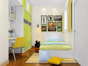 儿童小卧室装修效果图