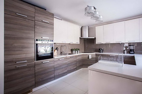 厨房样板间装修设计效果图