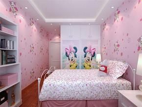 小女生卧室装修效果图