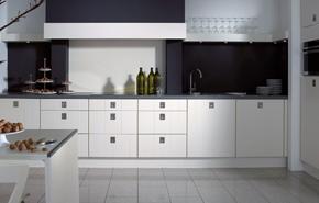 小户型整体厨房装修效果图