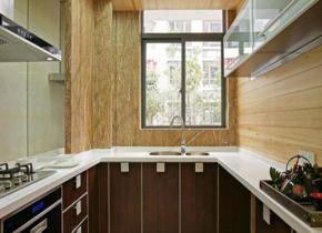 家庭室内厨房装修效果图