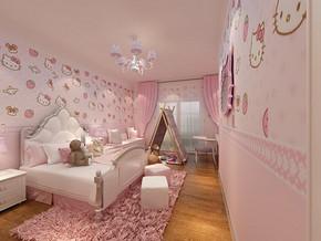儿童房卧室装修效果图