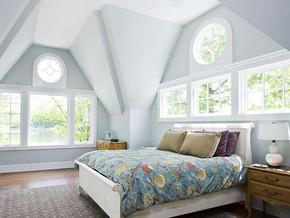 欧式风格卧室背景装修效果图