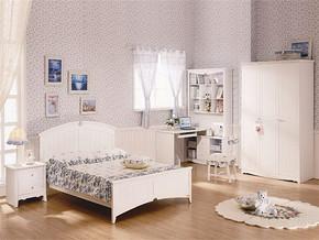 女孩儿童房间装修效果图