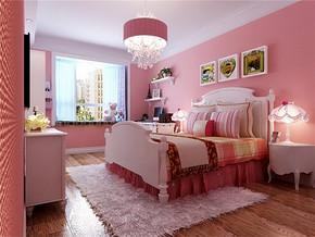 女孩卧室设计装修效果图