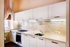 整体厨房橱柜装修效果图