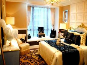 两室一厅卧室装修效果图