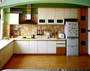 厨房整体装修装饰效果图