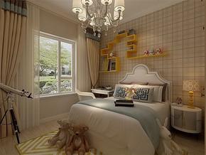 大儿童卧室装修效果图