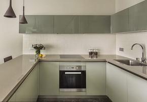 欧式厨房设计效果图