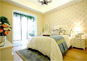 田园卧室装修风格
