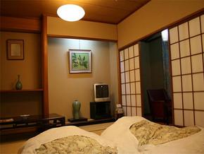 传统日式两室装修效果图