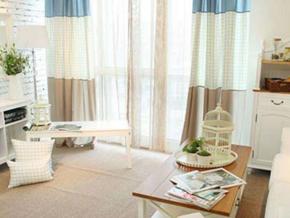 室内窗帘搭配设计图