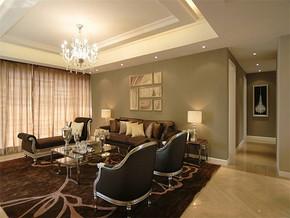 混搭风格小户型客厅装修图