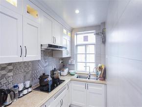 干净透亮现代风格厨房装修效果图