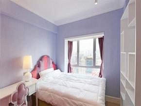 清新韩式女生卧室装修效果图