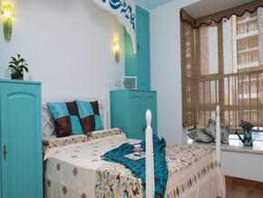 地中海风格小卧室装修效果图