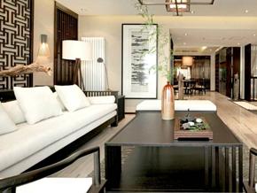 大气宽敞的客厅设计