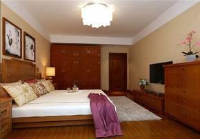 中式客房装修效果图