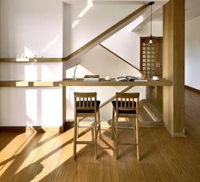 日式风格别墅吧台装修效果图