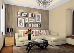 四居室家装效果图