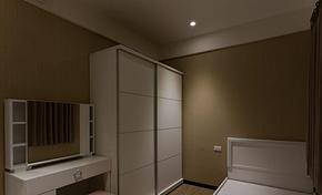 小户型卧室衣柜装修效果图