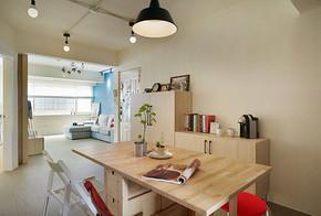 小型餐厅装修效果图
