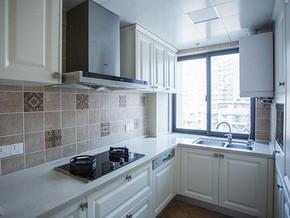 简欧风格厨房装修设计效果图