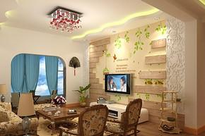 小型客厅装修效果图