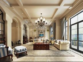 三室两厅创意装修效果图