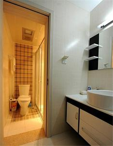 小别墅简约风格卫生间装修效果图