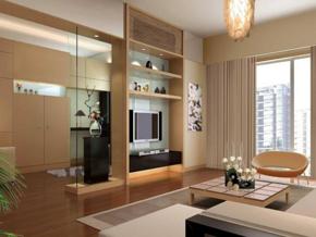 日式风格客厅装修效果图