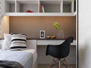 简约风格小卧室装修效果图