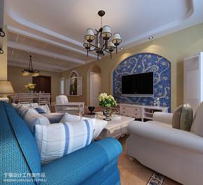三室两厅室内装修效果图大全