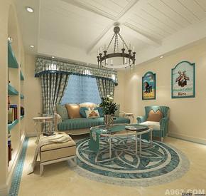 三室两厅现代简约装修效果图