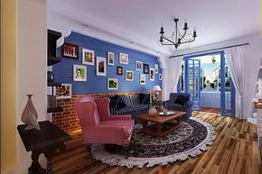 三室两厅室内设计效果图